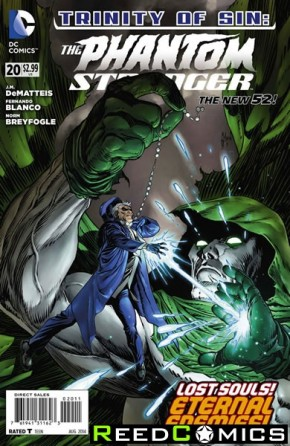 Trinity of Sin The Phantom Stranger #20