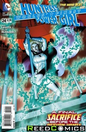 Worlds Finest Volume 3 #24