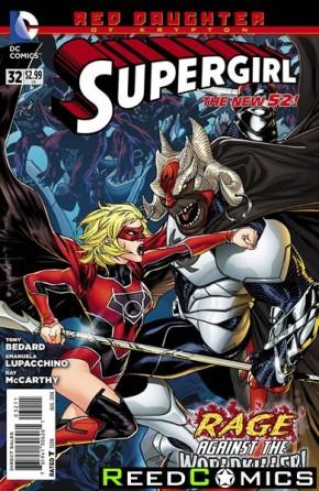 Supergirl Volume 6 #32