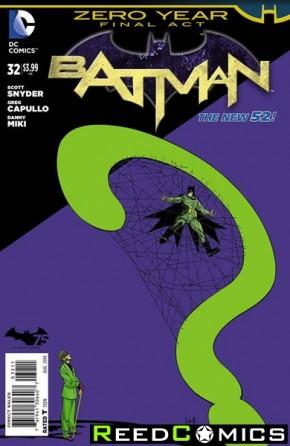 Batman Volume 2 #32