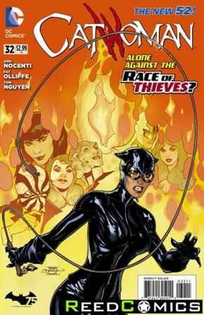 Catwoman Volume 4 #32