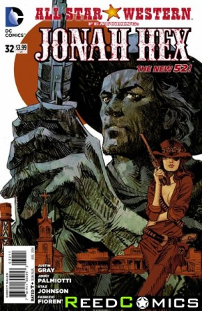 All Star Western Volume 2 #32