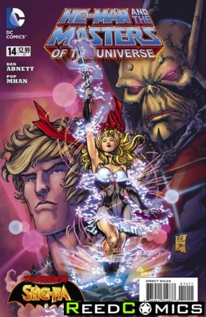 He Man and the Masters of the Universe Volume 2 #14