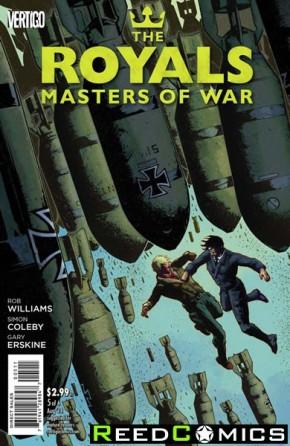 Royals Masters of War #5