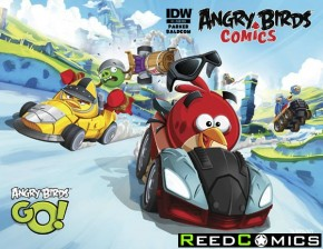 Angry Birds #1 (Subscription Variant Cover)