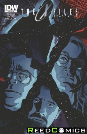 X-Files Season 10 #13