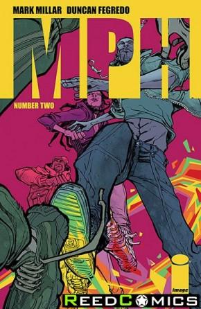 MPH #2 (Cover B)