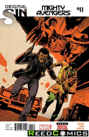 Mighty Avengers Volume 2 #11