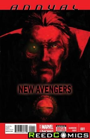 New Avengers Volume 3 Annual #1