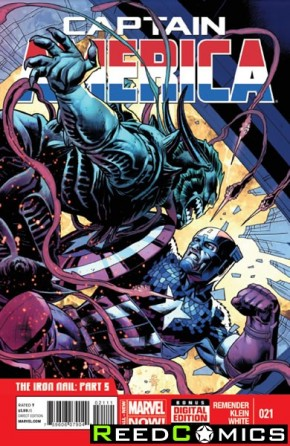 Captain America Volume 7 #21