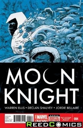 Moon Knight Volume 7 #4