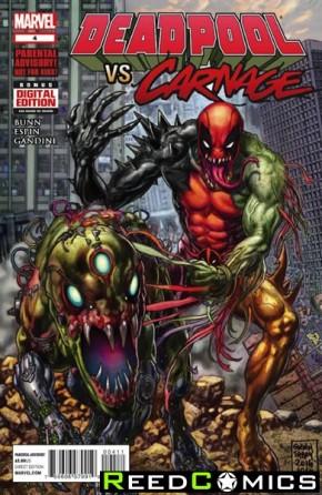Deadpool vs Carnage #4