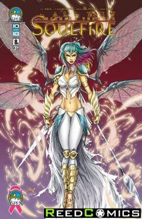All New Soulfire #8 (Cover A)