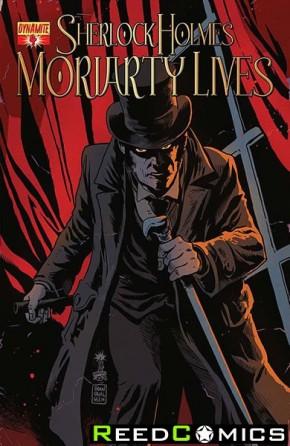 Sherlock Holmes Moriarty Lives #4