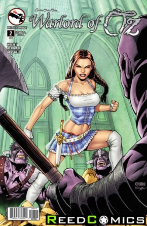 Grimm Fairy Tales Presents Warlord of Oz #2