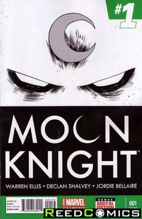 Moon Knight Volume 7 #1 (3rd Print)