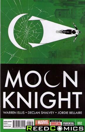 Moon Knight Volume 7 #2 (3rd Print)