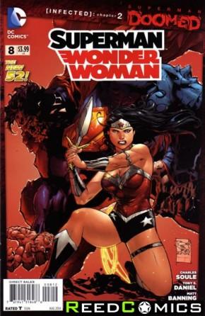 Superman Wonder Woman #8 (2nd Print)