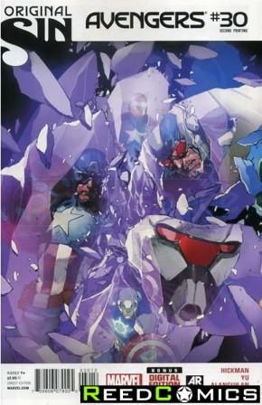 Avengers Volume 5 #30 (2nd Print)