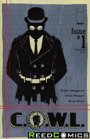COWL #1 (2nd Print)