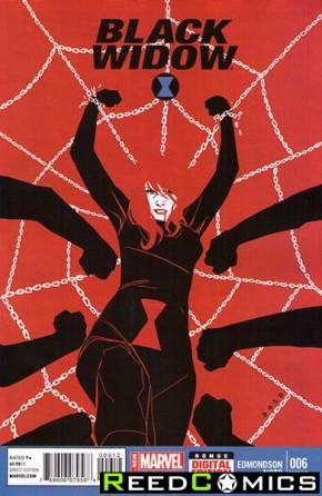 Black Widow Volume 5 #6 (2nd Print)