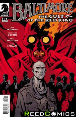 Baltimore Cult of the Red King #2