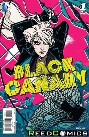 Black Canary Volume 4 #1