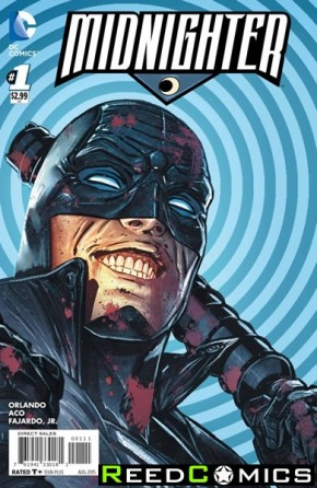 Midnighter Volume 2 #1