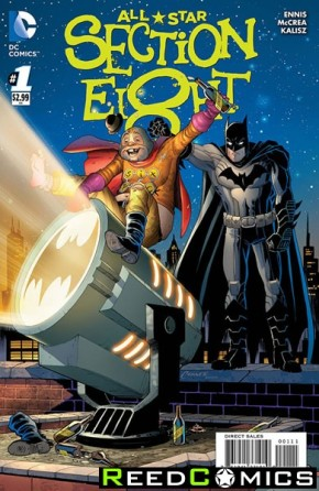 All Star Section Eight #1