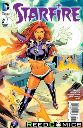 Starfire #1 (1 in 25 Incentive Variant Cover)