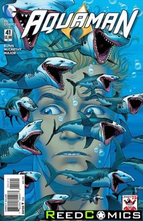 Aquaman Volume 5 #41 (The Joker Variant Edition)