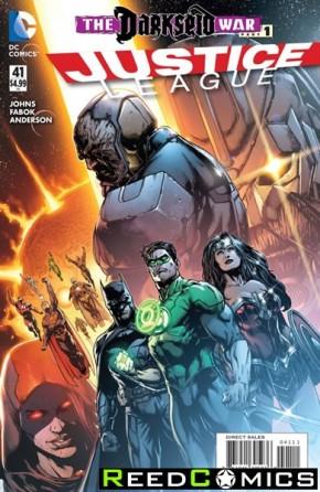 Justice League Volume 2 #41 (1st Print)