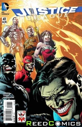Justice League Volume 2 #41 (Joker Variant Edition)
