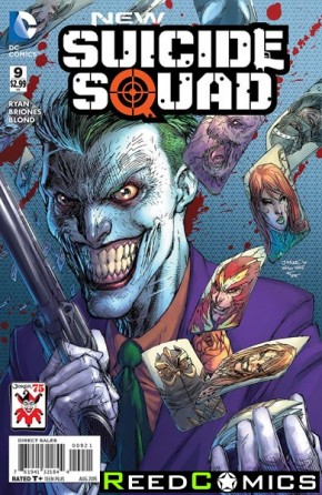 New Suicide Squad #9 (The Joker Variant Edition)