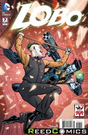 Lobo Volume 3 #7 (Joker Variant Edition)