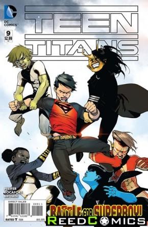 Teen Titans Volume 5 #9
