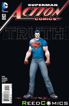 Action Comics Volume 2 #41