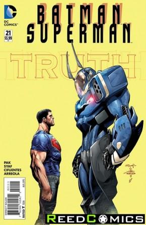 Batman Superman #21