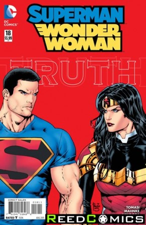 Superman Wonder Woman #18