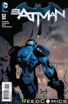 Batman Volume 2 #41