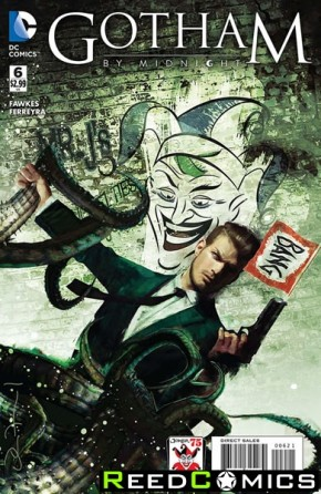 Gotham By Midnight #6 (The Joker Variant Edition)