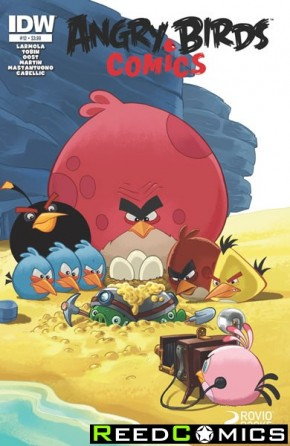 Angry Birds #12