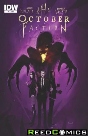 October Faction #8