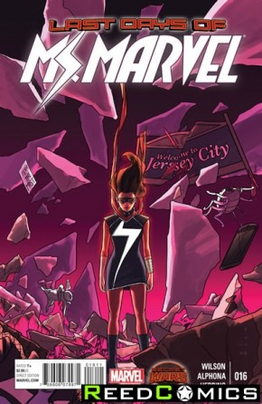 Ms Marvel Volume 3 #16