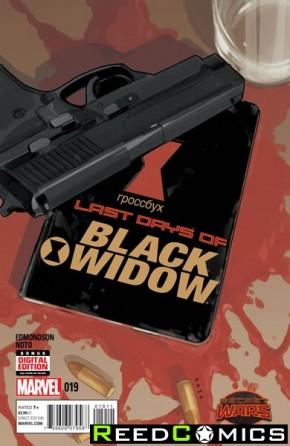 Black Widow Volume 5 #19