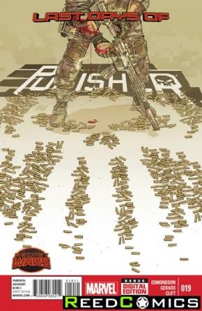 Punisher Volume 9 #19