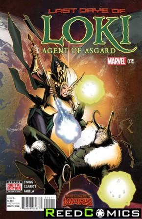 Loki Agent of Asgard #15
