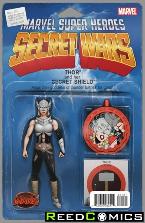 Thors #1 (Christopher Action Figure Variant Cover)