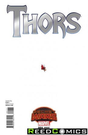 Thors #1 (Ant Sized 1 in 15 Incentive Variant Cover)