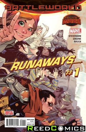 Runaways Volume 4 #1